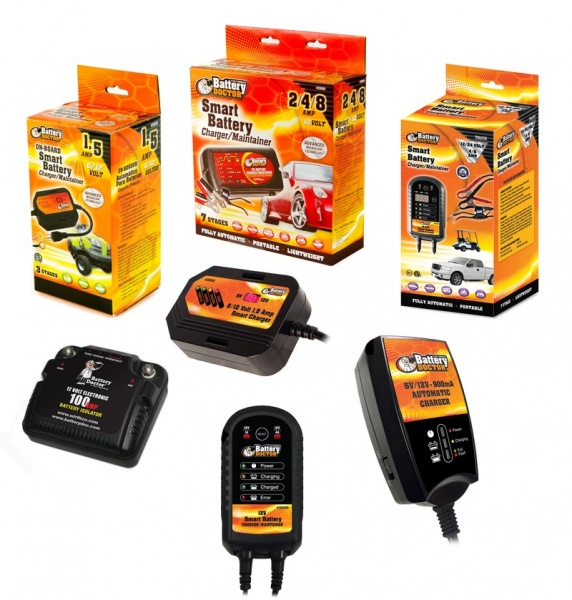 Battery Doctor Products