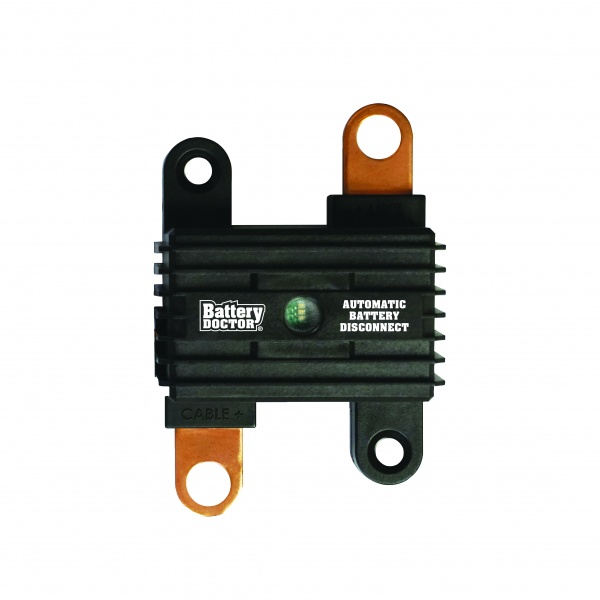 Automatic Battery Disconnect Switch Automatic Battery