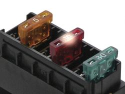 ATO/ATC - ATM Illuminating LED Fuses For All 12 Volt Vehicles