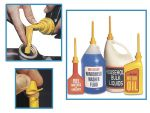 Flexible Spout Funnel - Includes Cap