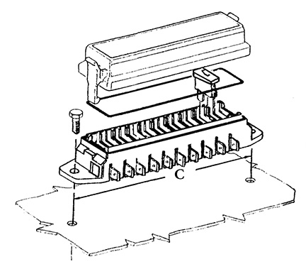 compact ato  atc fuse blocks