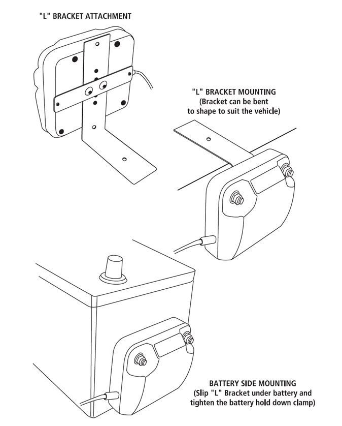 Push Button Battery Isolator Wiring Diagram