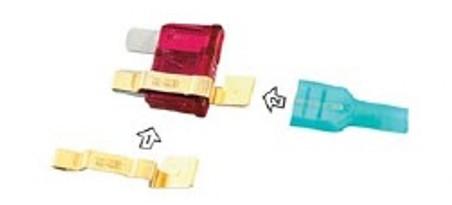 fuse tap for automotive fuse blocks. Black Bedroom Furniture Sets. Home Design Ideas
