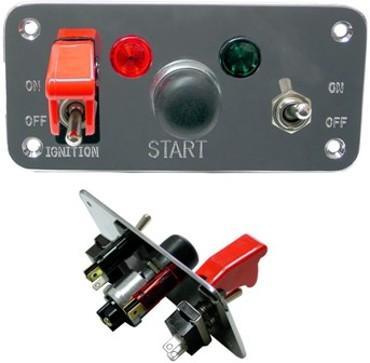 Ignition Panels & Switches